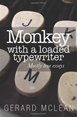 Book - Monkey with a loaded typewriter